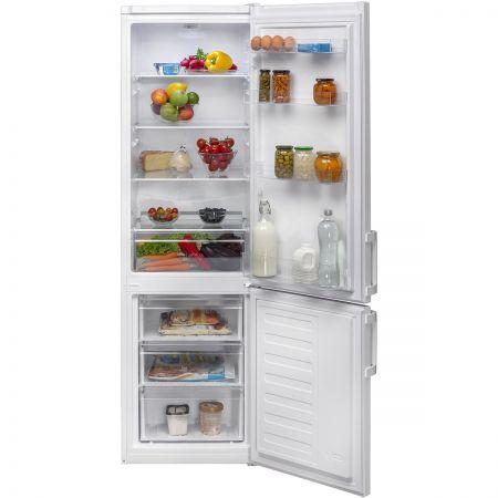 Хладилник с фризер Arctic AK54305+, 291 л, Клас A+, H 181.4 см, Бял
