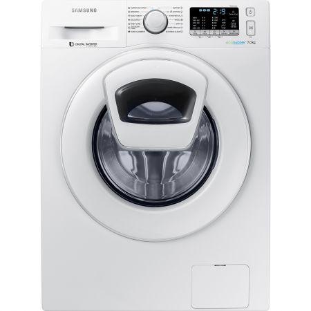 Пералня Samsung AddWash WW70K5210WW/LE, 1200 об/мин, 7 кг, Клас A+++, Бяла