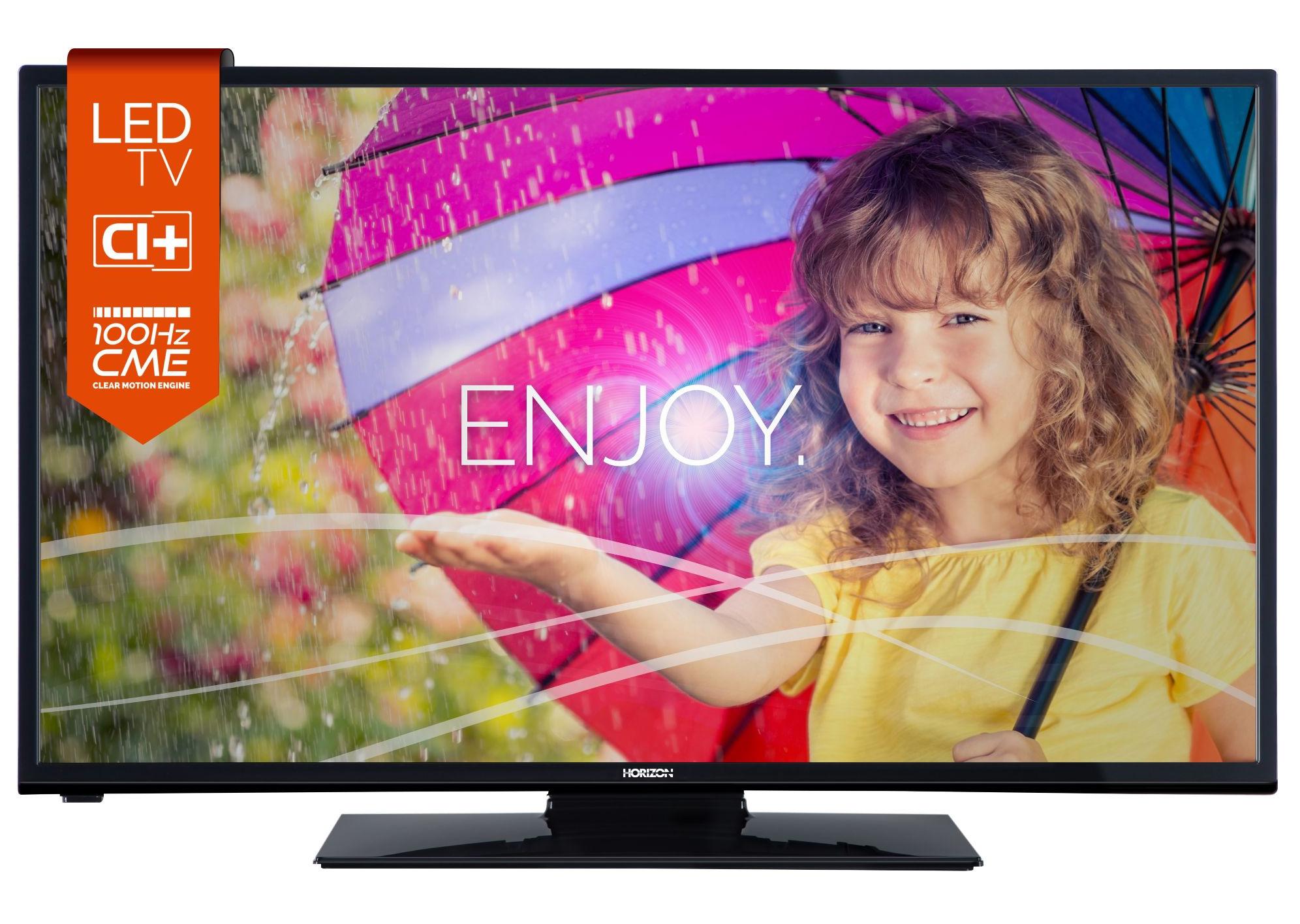 """Телевизор LED Horizon, 20"""" (51 см), 20HL719H, HD"""