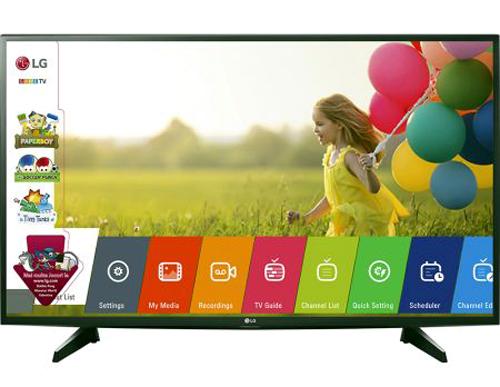 """Телевизор LED LG 43LH5100, 43"""" (108 см), Game TV, Full HD"""