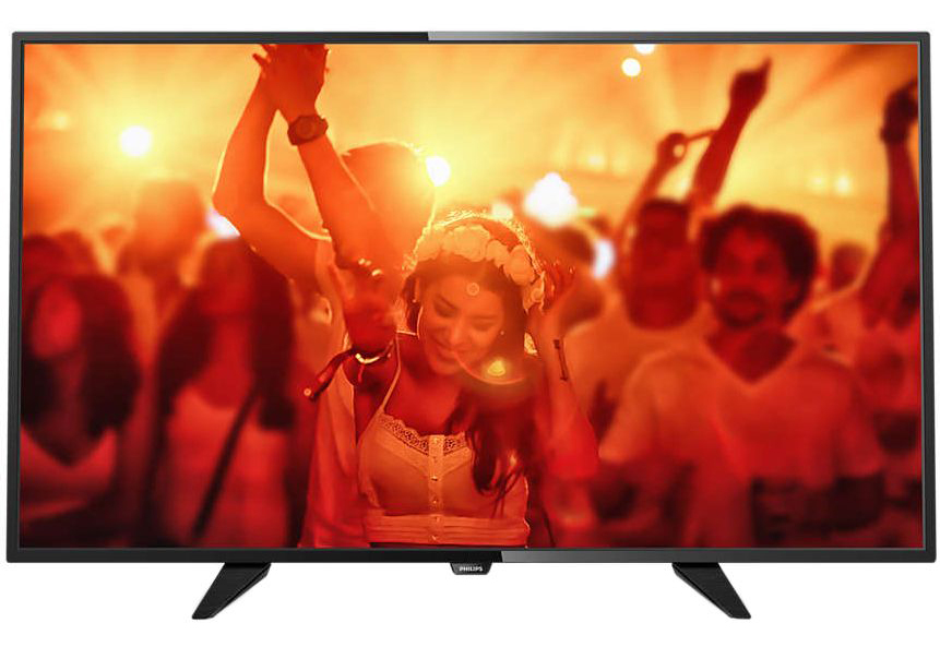 Телевизор LED Philips, 40PFT4101/12, 40`` (102 см), Full HD