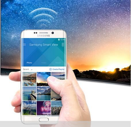LED Smart Samsung 40KU6072