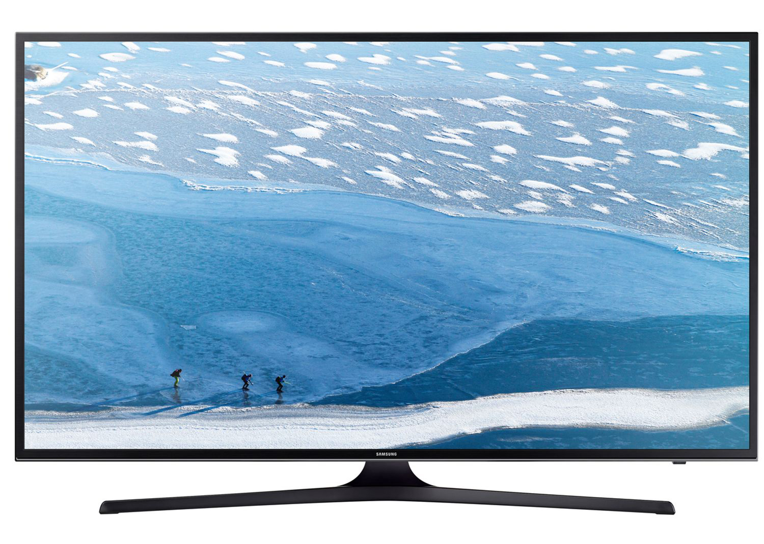 "Телевизор LED Smart Samsung, 40""(101 cм), 40KU6072, 4K Ultra HD"