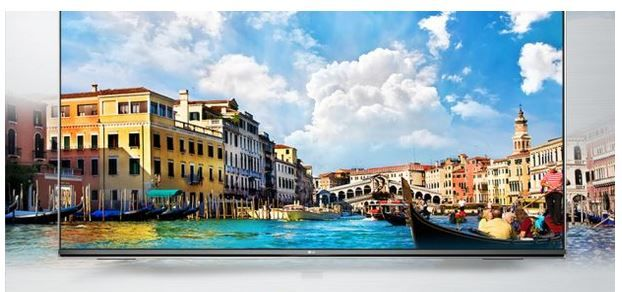 """Телевизор Smart LED LG 43UH661V, 43"""" (108 см), 4K Ultra HD"""