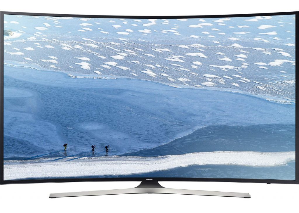 "Телевизор Smart LED Samsung 40KU6172, Извит, 40"" (101 см), 4K Ultra HD"