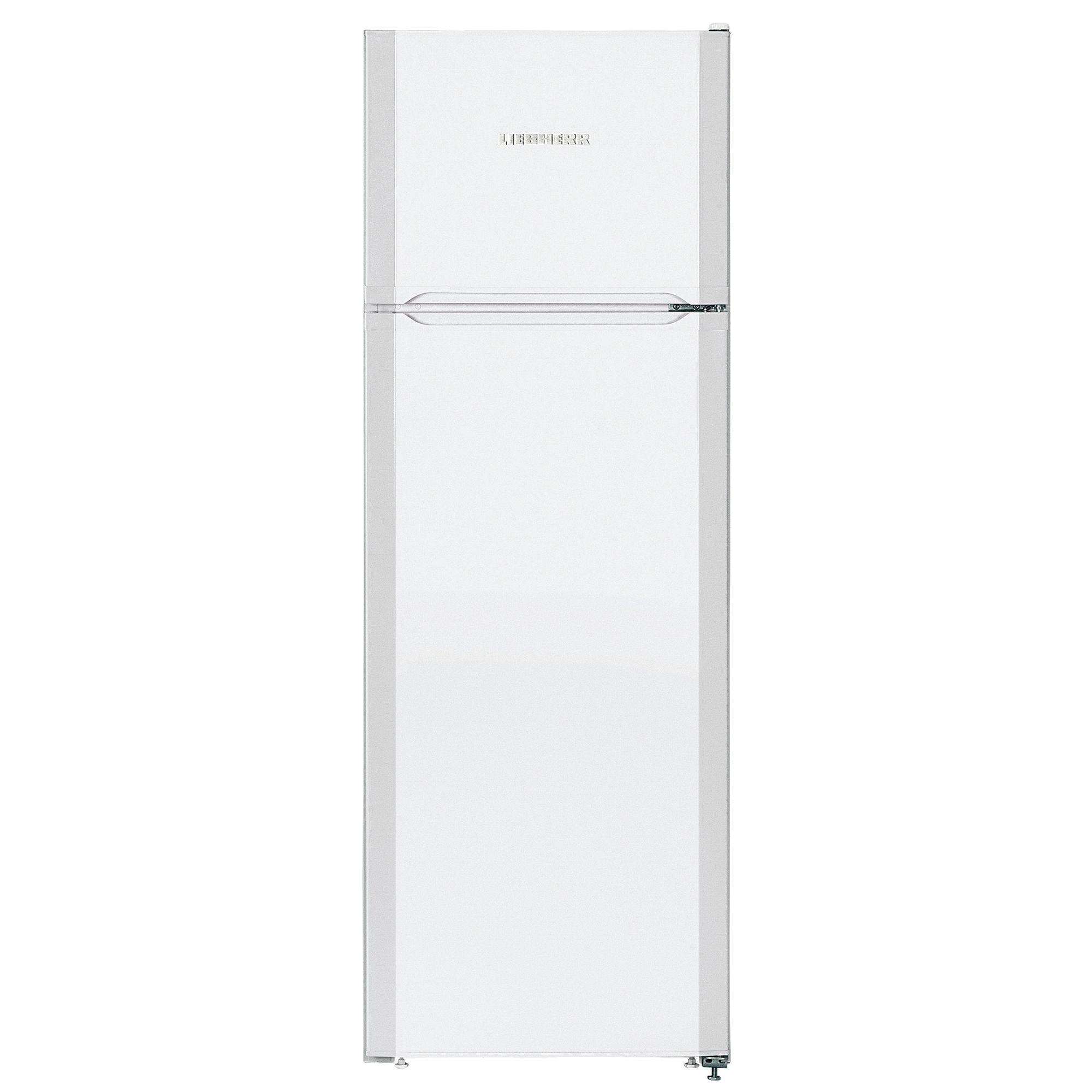 Хладилник Liebherr CTP2921, 272 л, Клас A++, H 157.1 см, Бял