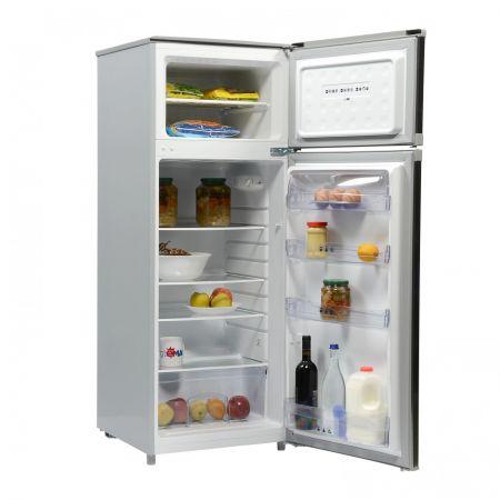 Хладилник с две врати Whirlpool ARC2353IX, 218 л, Клас A+, H 143 см, Инокс