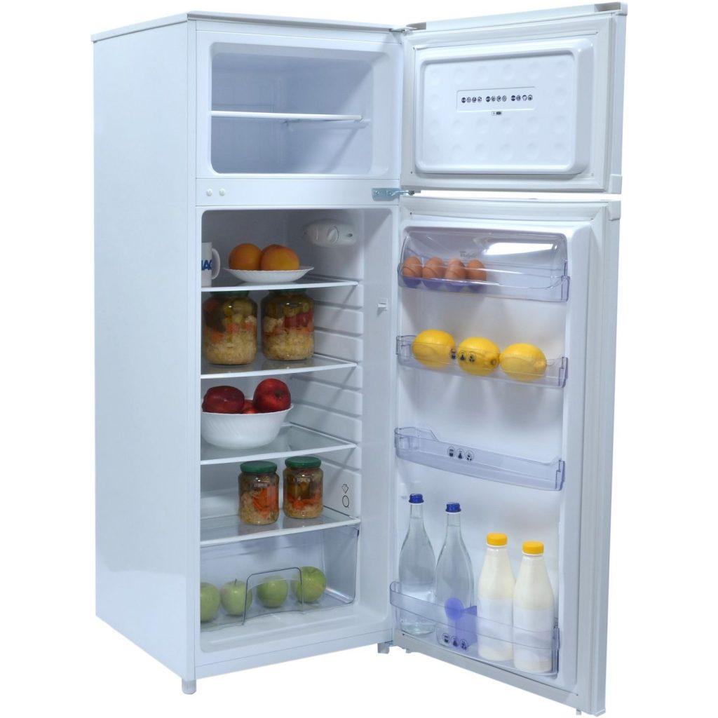 Хладилник с две врати Whirlpool ARC2353WH, 218 л, Клас A+, H 143 cм, Бял