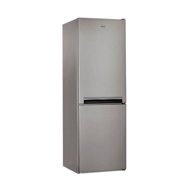 Хладилник с фризер Whirlpool BLF 8001 OX, 339 л, Клас A+, H 188.5, Инокс