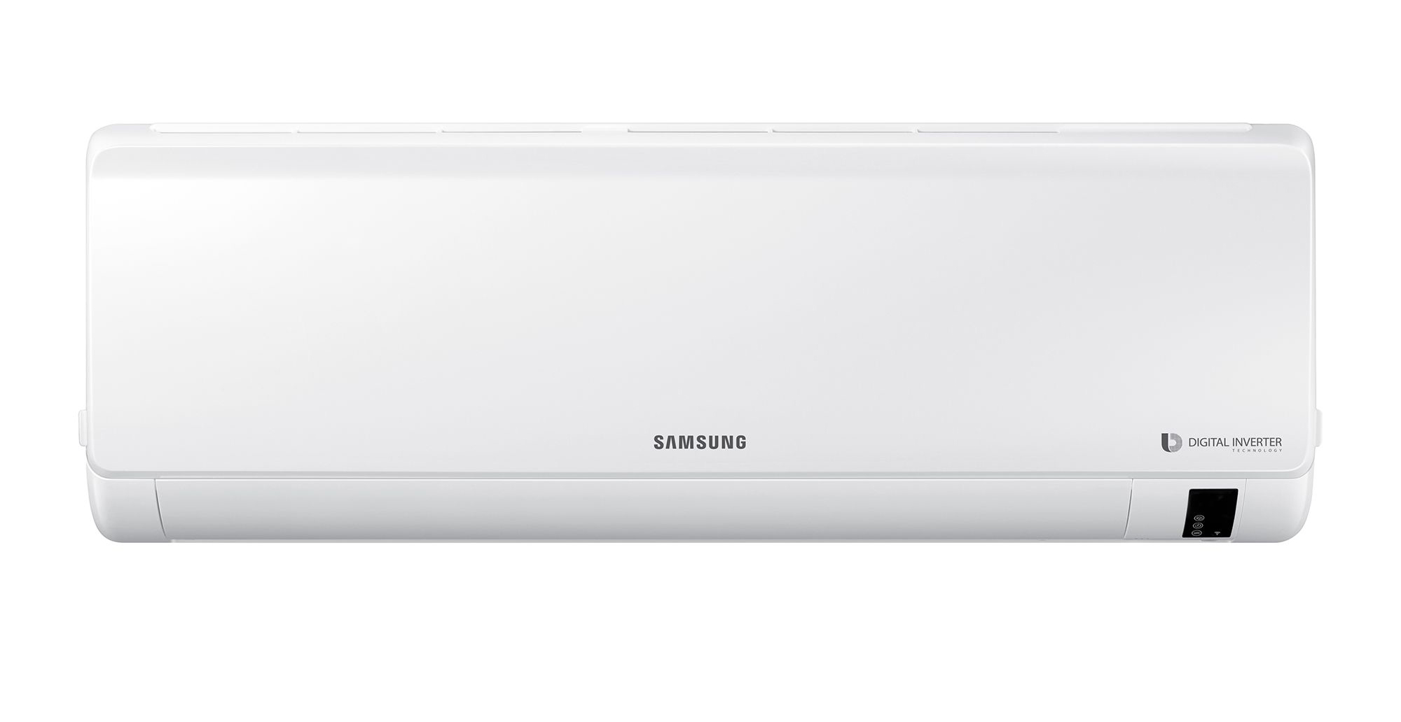 Климатик Samsung AR12MSFHBWKNEU, 12000 BTU, Клас A++, Филтър 3-Care Auto Clean, Дисплей за стайна температура, Бял