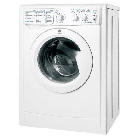 Пералня Indesit IWSC 61051 CECO EU, 6 кг, 1000 об/мин Клас A+, Бяла