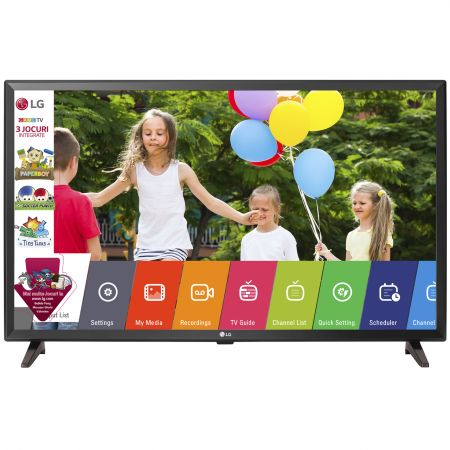 Телевизор LED Game TV LG, 32`` (80 cм), 32LJ510U, HD Ready