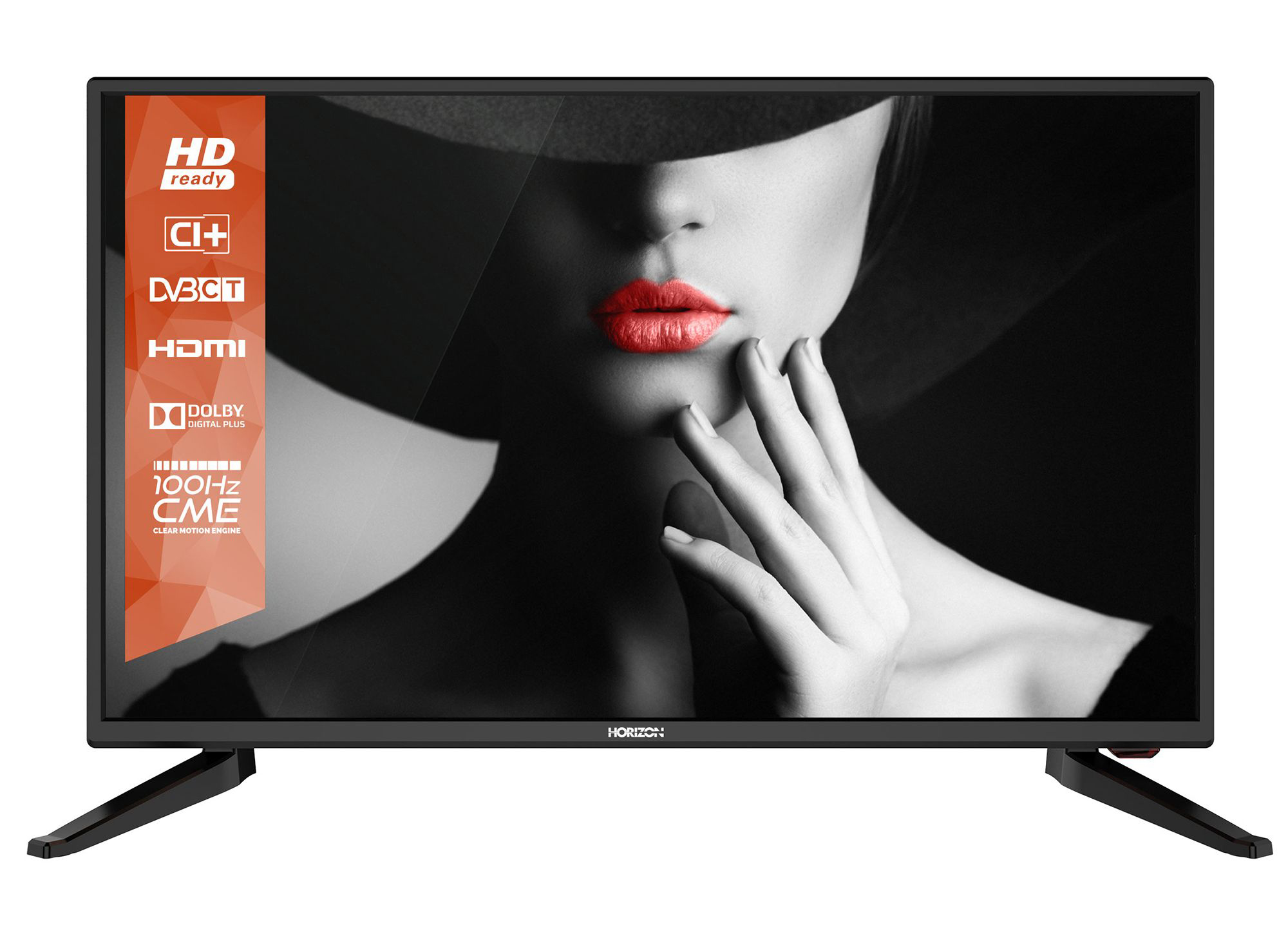 Телевизор LED Horizon, 28`` (71 cм), 28HL5300H, HD