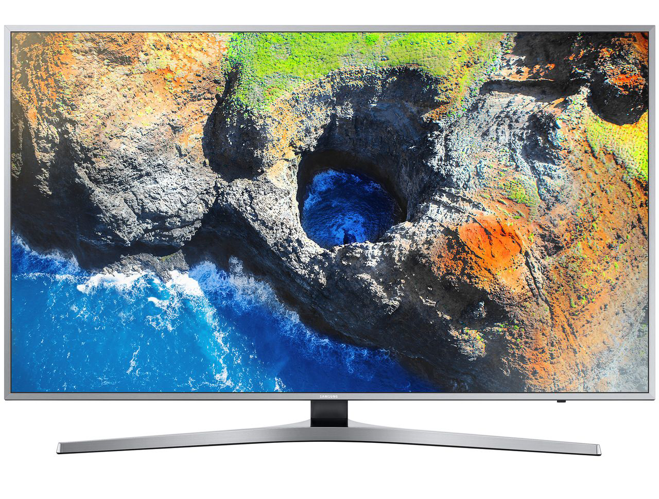 Телевизор LED Smart Samsung, 55`` (138 cм), 55MU6402, 4K Ultra HD