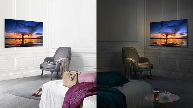 Телевизор QLED Smart Samsung, 65`` (163 cм), 65Q7F, 4K Ultra HD