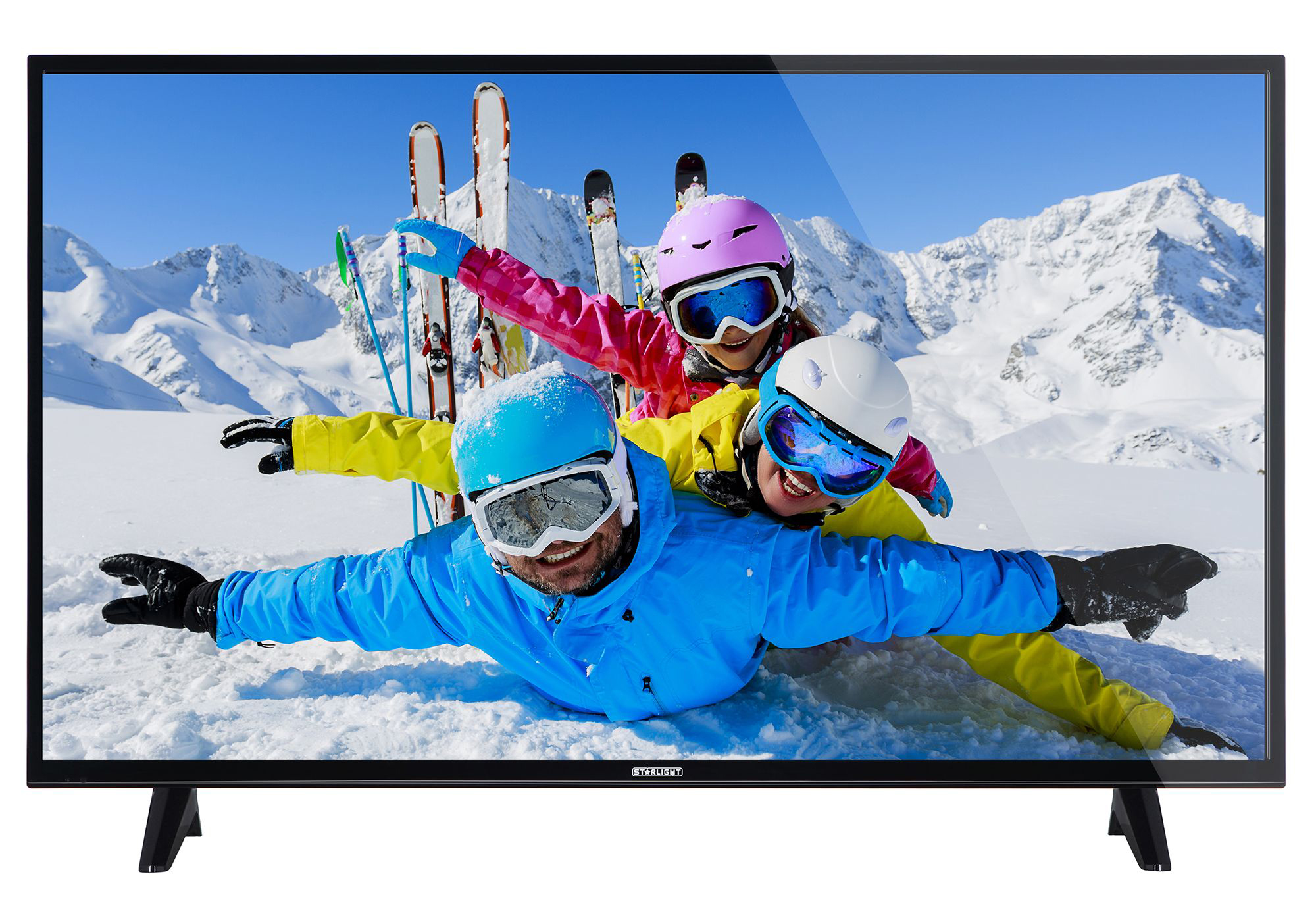 "Телевизор Smart LED Star-Light, 49"" (124 см), 49DM7000, 4K Ultra HD"