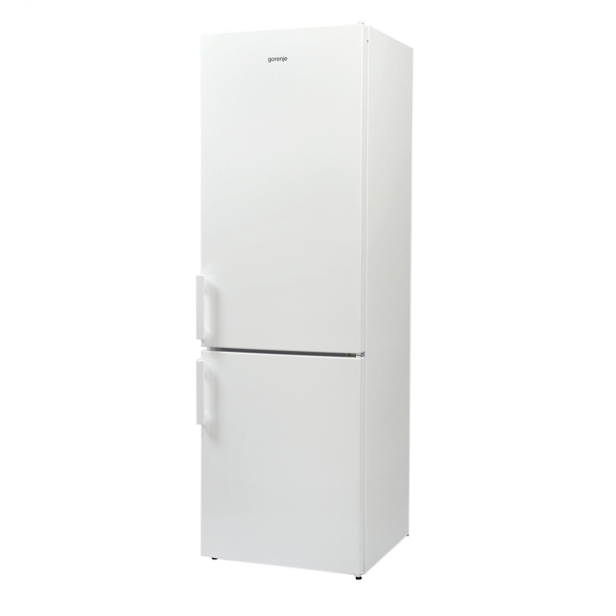 Хладилник с фризер Gorenje RK6191AW, 321 л, Клас A+, H 185 см, Бял