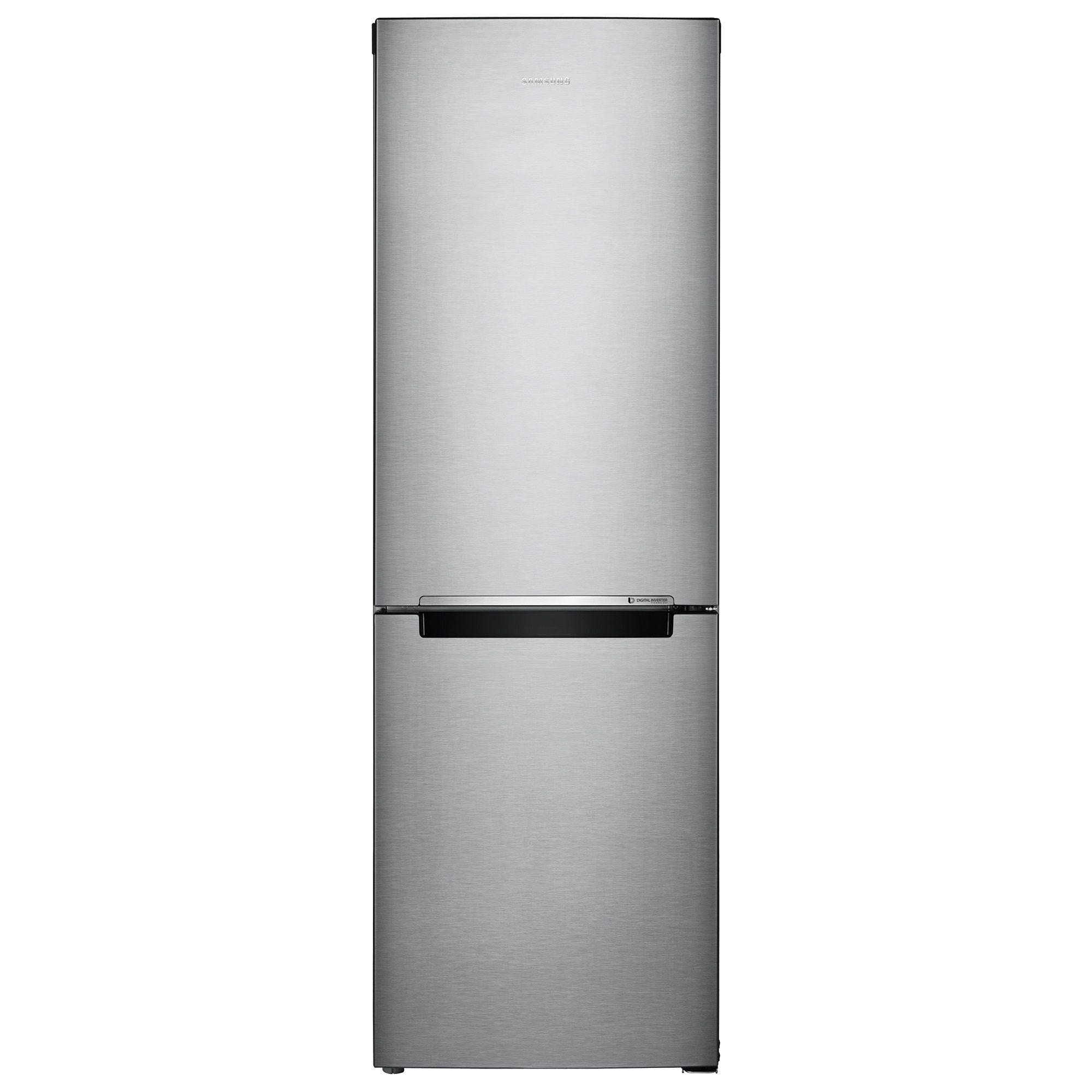 Хладилник с фризер Samsung RB33J3030SA/EF, 328 л, Клас A+, 185 cм, Metal Graphite
