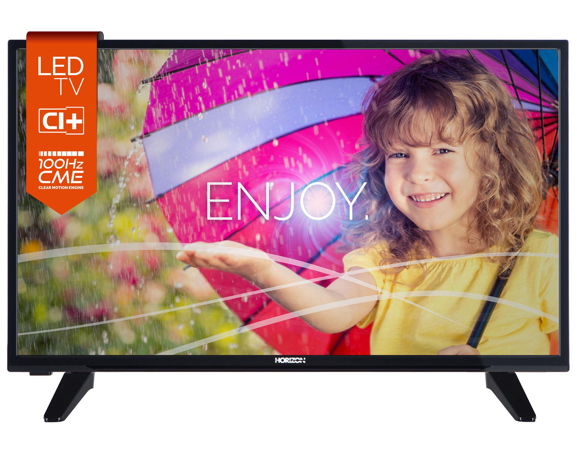 "Телевизор LED Horizon, 32""(80 cм), 32HL737H, HD"