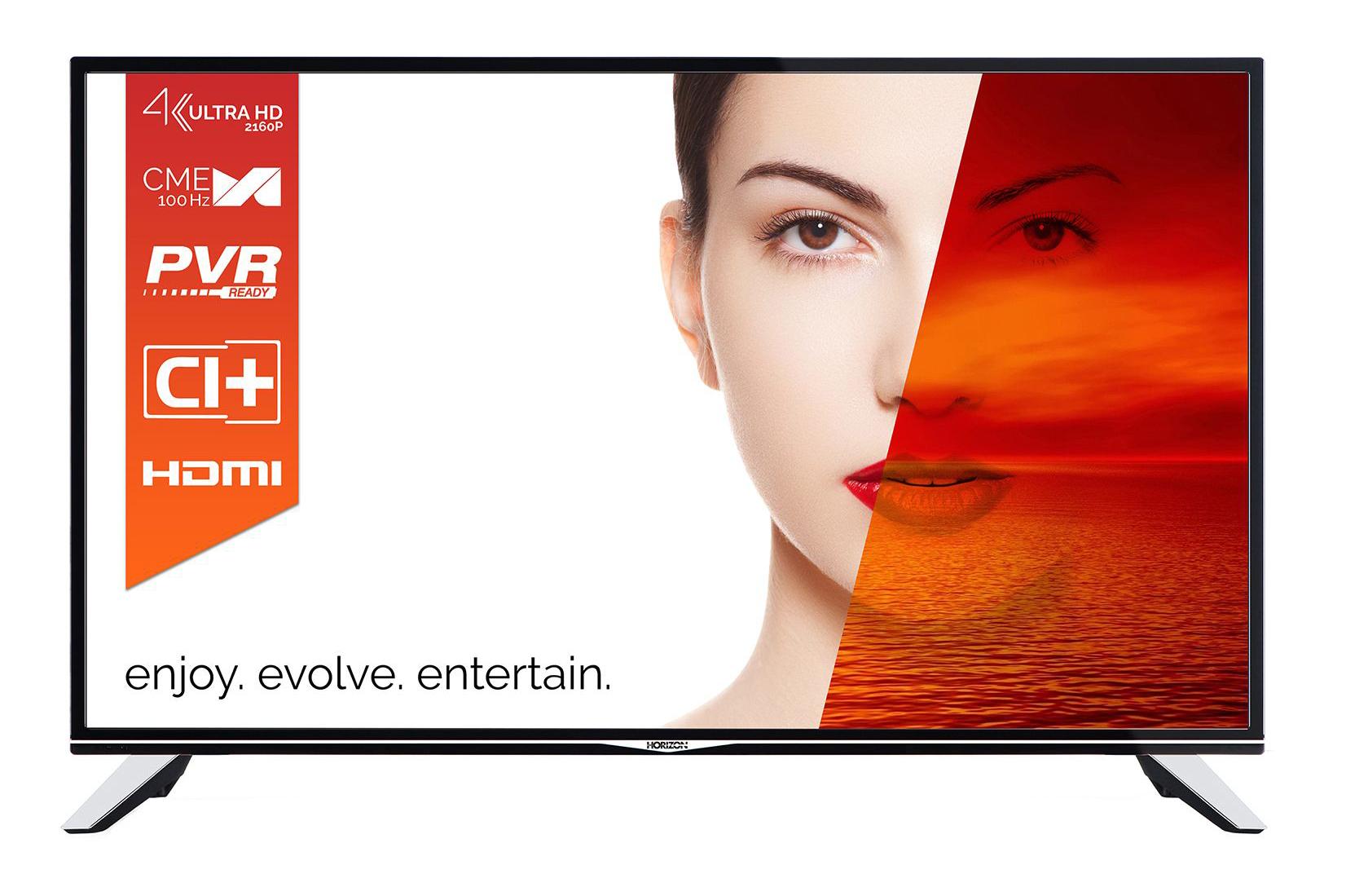 Телевизор LED Horizon, 40`` (102 cм), 40HL7500U, 4K Ultra HD