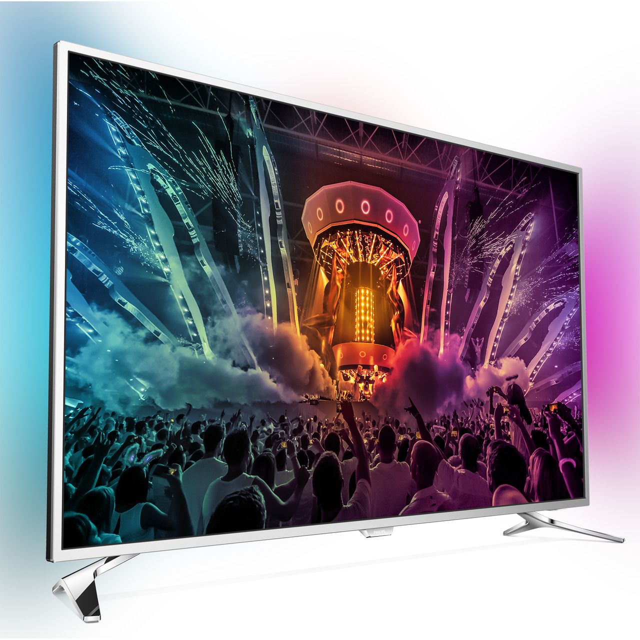 "Телевизор LED Smart Android Philips, 49""(123 cм), 49PUS6501/12, 4K Ultra HD"