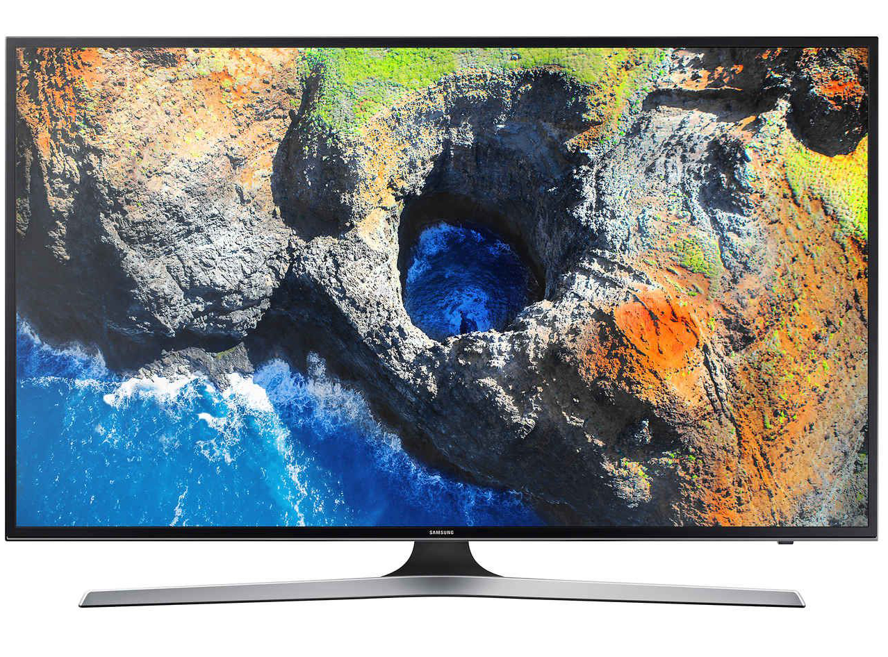 Телевизор LED Smart Samsung, 40`` (100 cм), 40MU6102, 4K Ultra HD