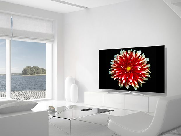 Телевизор OLED Smart LG, 55`` (139 cм), OLED55B7V, 4K Ultra HD