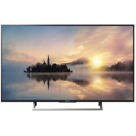 Телевизор Smart LED Sony Bravia, 43`` (108 cм), 43XE7005, 4K Ultra HD