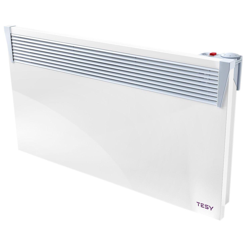 Стенен електрически конвектор Tesy CN 03 200 MIS, 2000 W, Защитен термостат, Регулируем термостат, Защита от замръзване