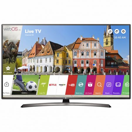 Телевизор LED Smart LG, 43`` (108 cм), 43LJ624V, Full HD