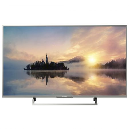 Телевизор Smart LED Sony Bravia, 55`` (138.8 cм), 55XE7077, 4K Ultra HD