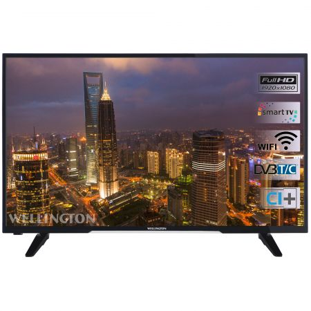 "Телевизор Smart LED Wellington 32HD279, 32"" (81 см), HD Ready"