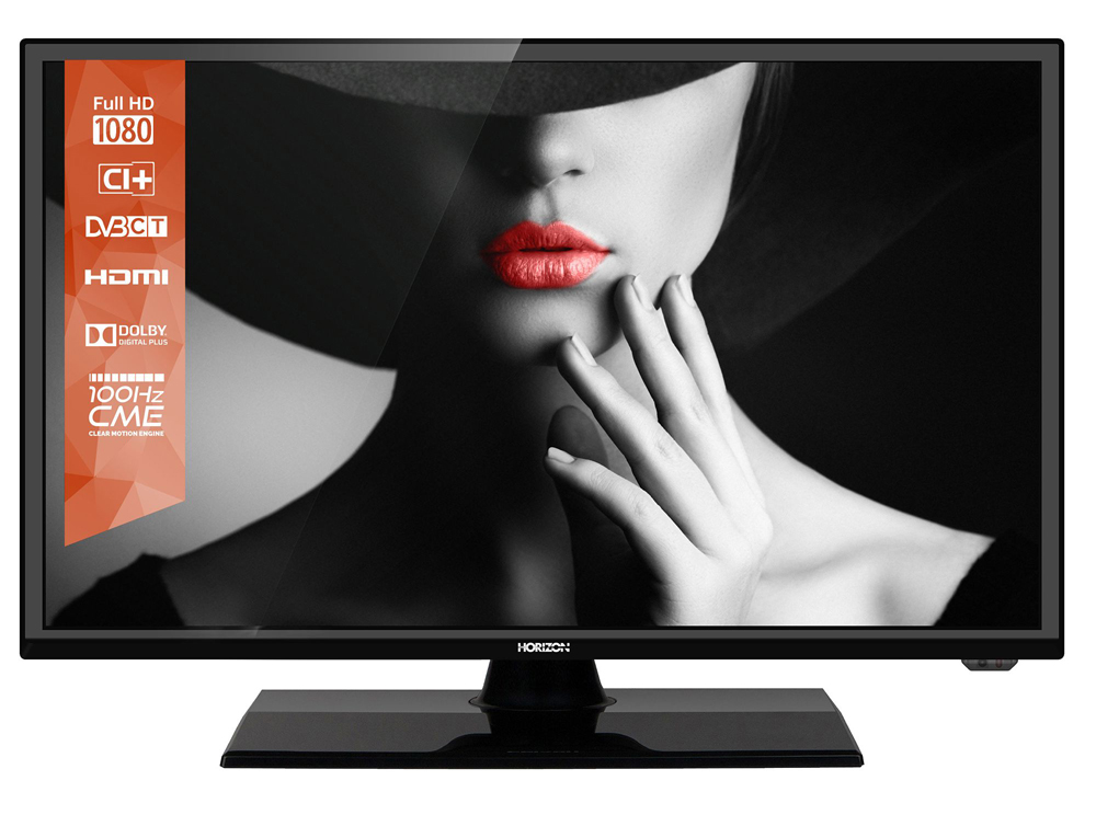 """Телевизор LED Horizon, 24"""" (61 cм), 24HL5309F, Full HD"""