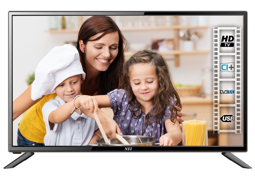 """Телевизор LED Nei, 19"""" (48 cм), 19NE4000, HD"""