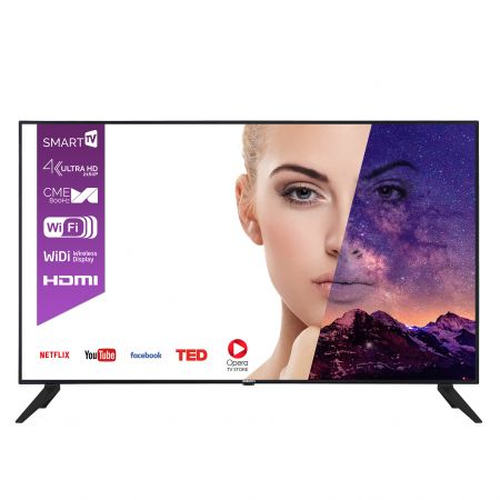 Телевизор LED Smart Horizon, 43`` (109 cм), 43HL9710U, 4K Ultra HD