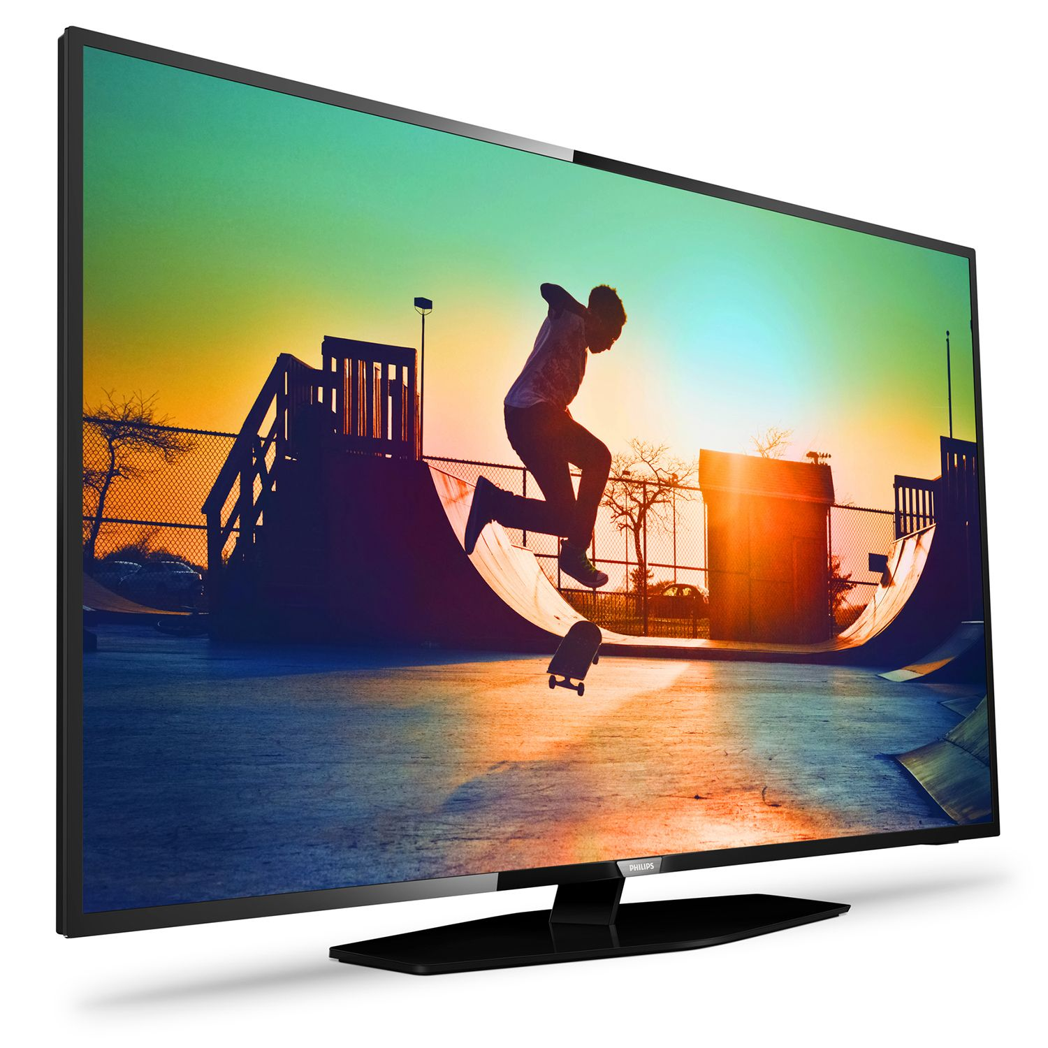Телевизор Smart Philips, 50`` (126 cм), 50PUS6162/12, 4K Ultra HD