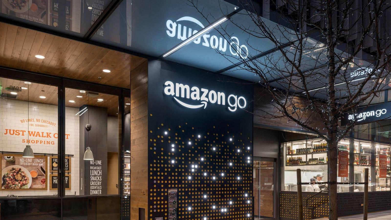 Amazon Go - изцяло роботизираният магазин на Amazon отвори врати