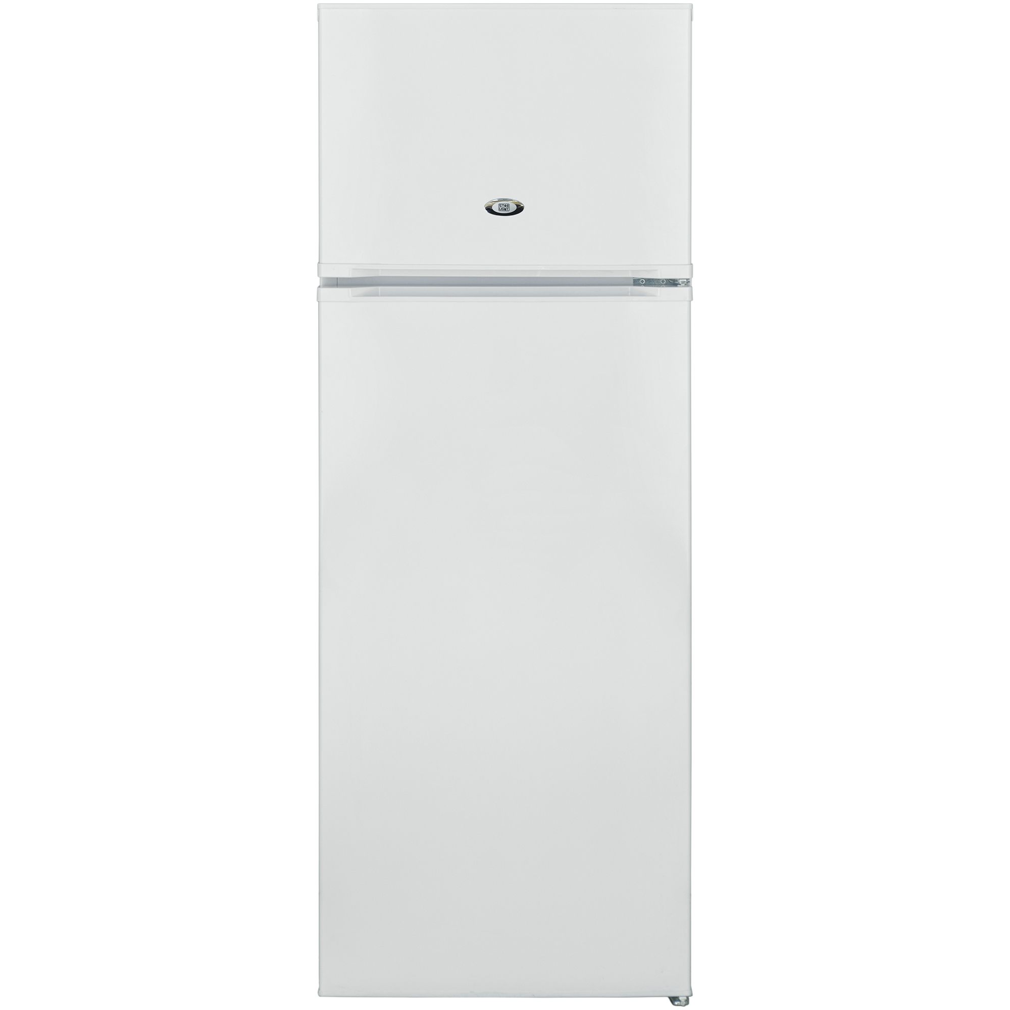 Хладилник с 2 врати Star-Light FDDV-213A+, 213 л, Клас A+, H 144 cм, Бял