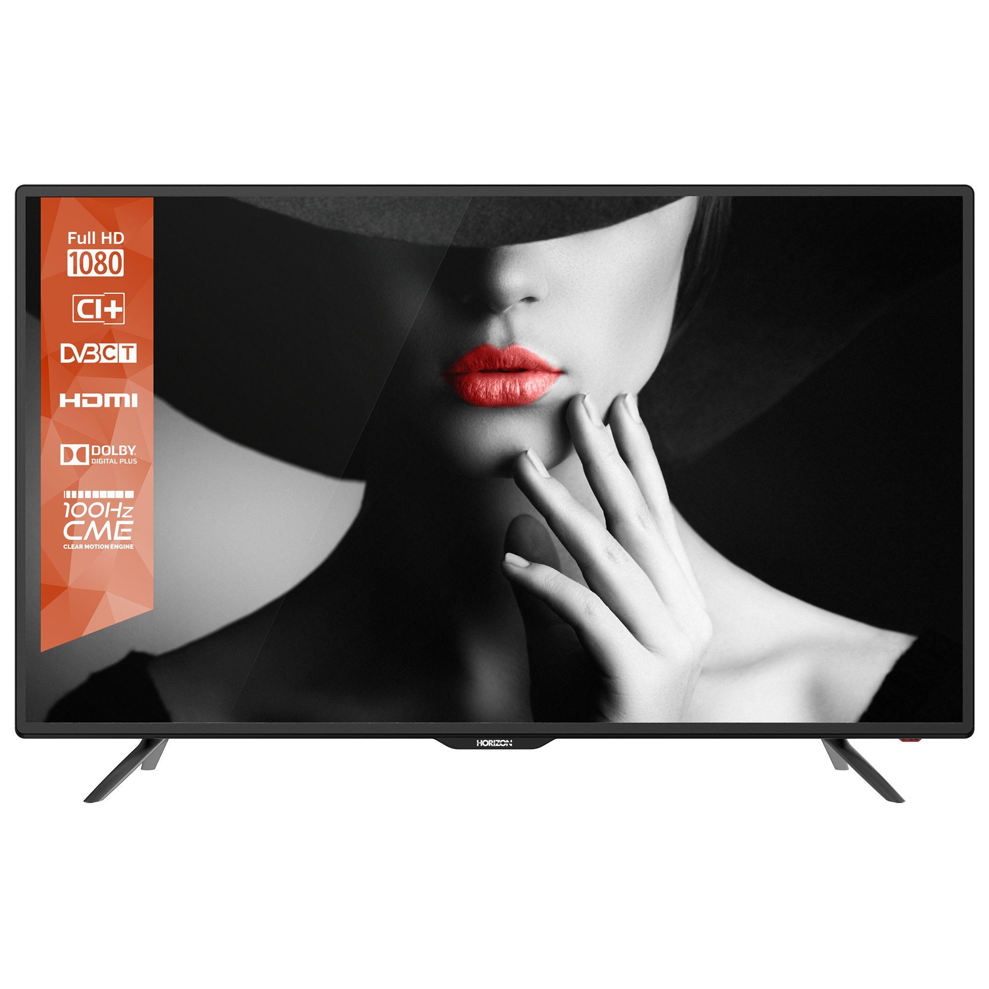 Телевизор LED HORIZON, 50`` (127 cм), 50HL5300F, Full HD