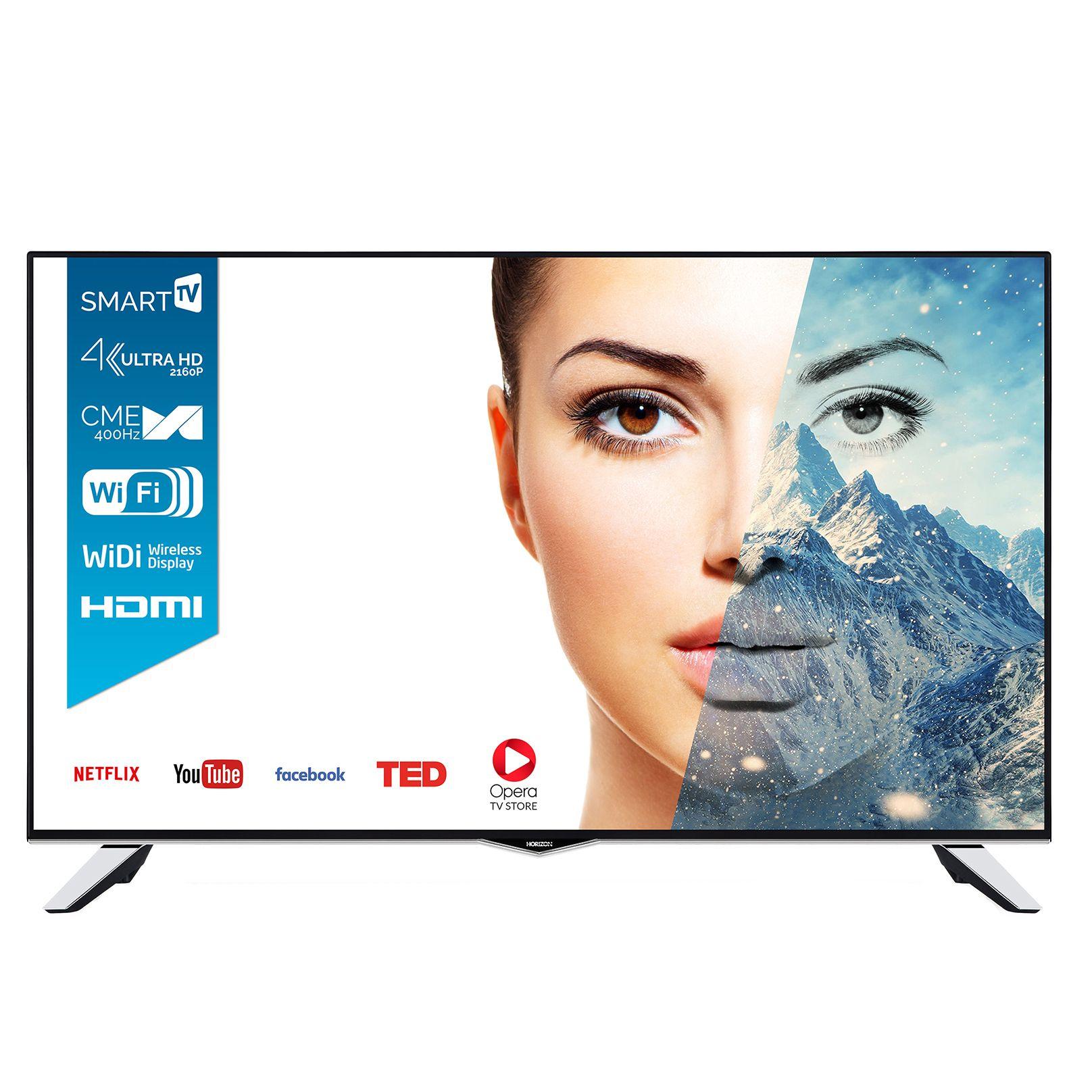 Телевизор LED Smart Horizon, 43`` (109 cм), 43HL8510U, 4K Ultra HD