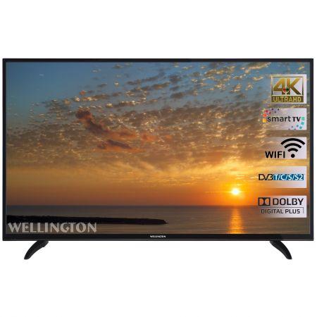 """Телевизор LED Smart Wellington, 49"""" (124 см), 49UHDV296SW, 4K Ultra HD"""