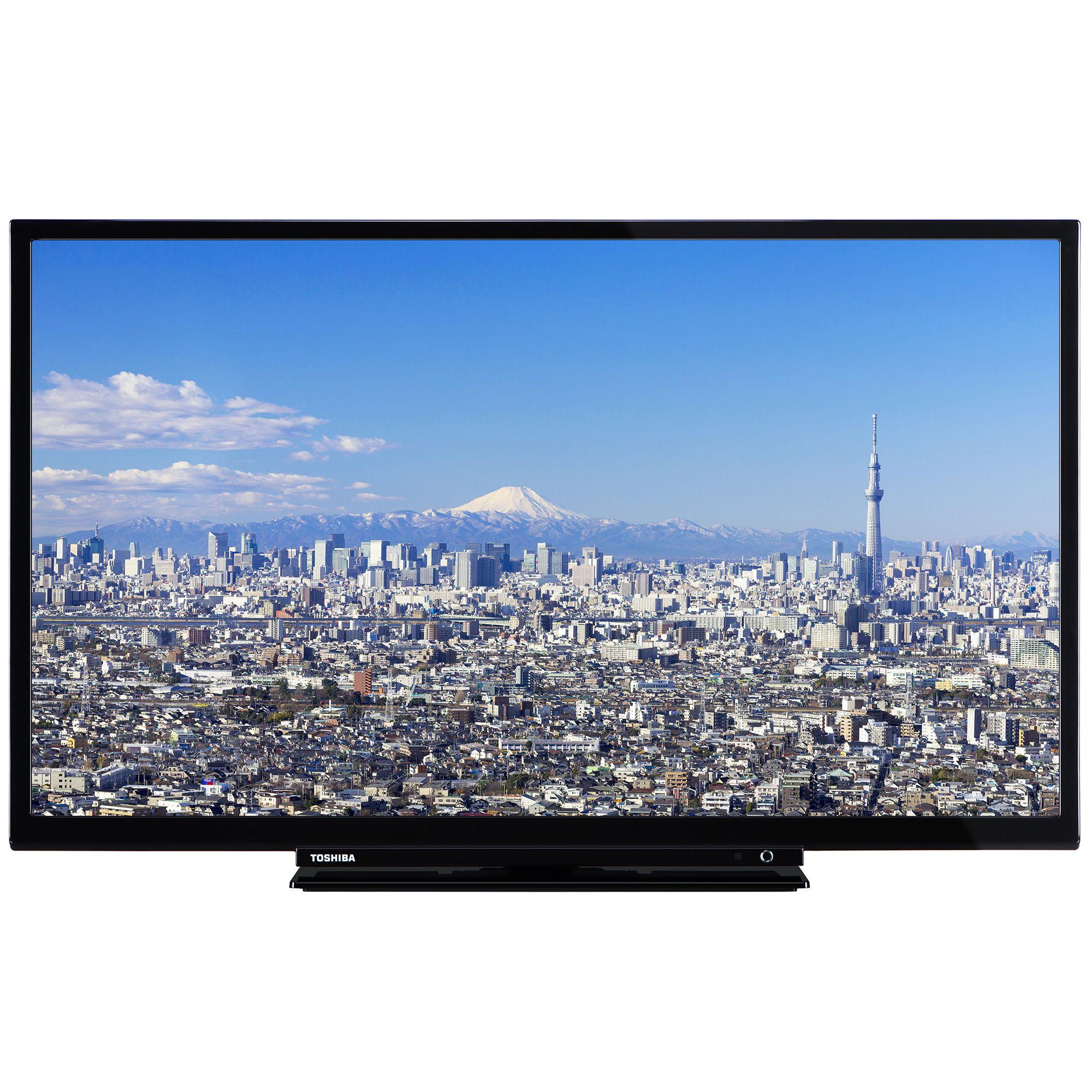 "Телевизор LED Toshiba, 24"" (61 cм), 24W1753DG, HD"