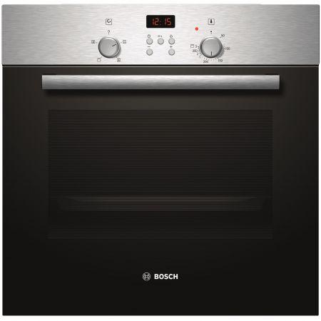 Фурна за вграждане Bosch HBN431E6F, Електрическа, Мултифункционална, Каталитично почистване, 66 л, Конвекционна, Inox