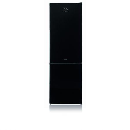 Хладилник- фризер Gorenje RK62FSY2B , Енергиен клас А++, Обем 326 л., Черен