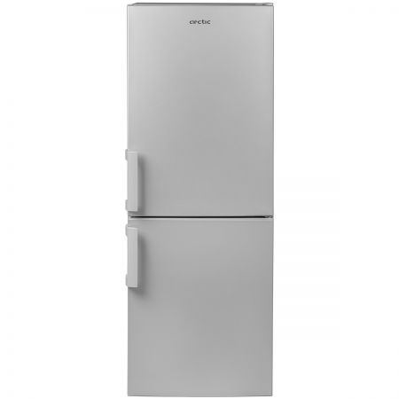 Хладилник с фризер Arctic AK54240S+, 229 л, Клас A+, H 152.5 см, Сребрист