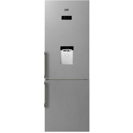 Хладилник с фризер Beko RCNA400E21DZXP, 351 л, Клас A+, NeoFrost, Височина 201 см, Инокс против отпечатъци