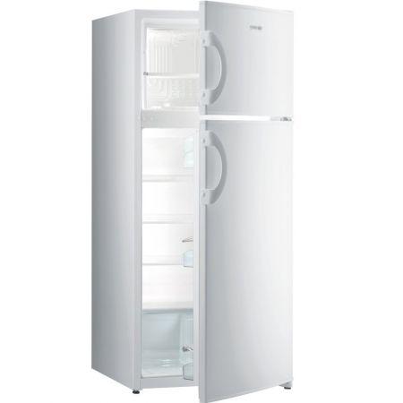 Хладилник с фризер Gorenje, модел RF4121AW, енергиен клас A+, бял, 1 компресор, бруто/нето обем 195 / 193 л, обем на замразяване 2.5 кг
