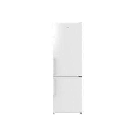 Хладилник с фризер Gorenje NRK6191GHW, 325 л, 185 cм, Бял