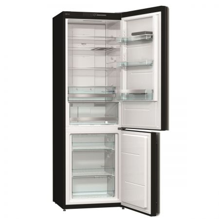 Хладилник с фризер Gorenje Ora Ito NRK612ORAB, 329 л, A++, No Frost, H 185 см, Черен