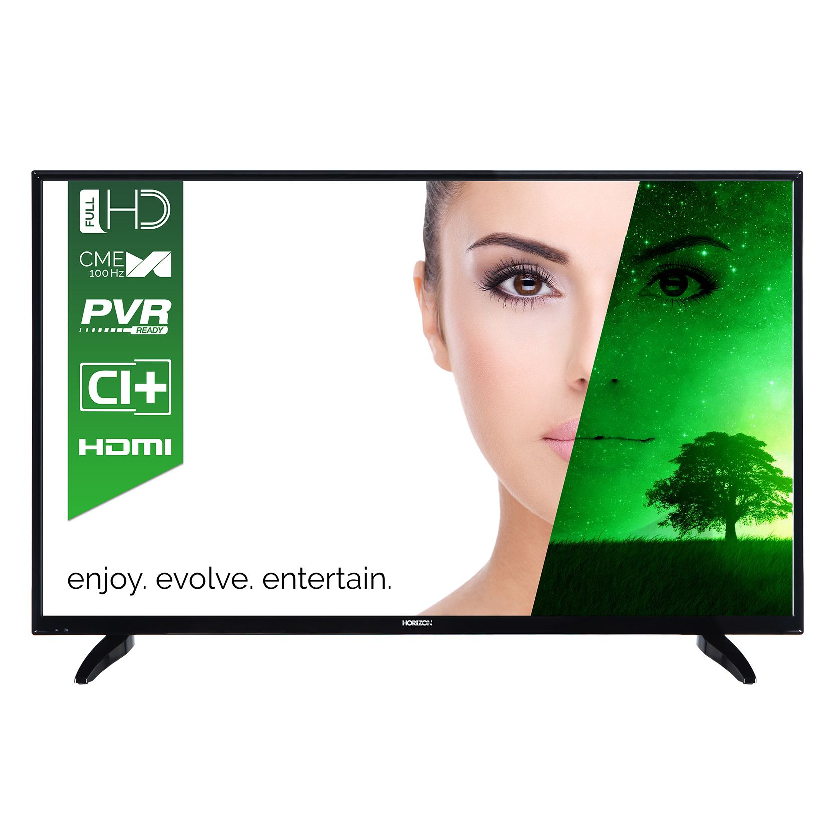 Телевизор LED Horizon, 48`` (121 cм), 48HL7300F, Full HD